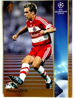 Philipp Lahm (GER) Team Bayern Munchen (GER) - Official Trading Card Champions League 2008-2009, Panini Italy - Singles