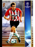 Dirk Marcellis (NED) Team PSV Eindhoven (NED) - Official Trading Card Champions League 2008-2009, Panini Italy - Singles