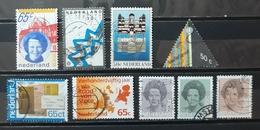 HOLANDA 1980- 1990. LOTE DE SELLOS USADOS - USED. - Periodo 1980 - ... (Beatrix)
