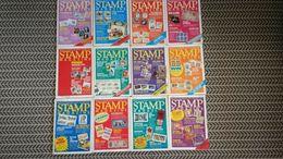 STAMP MAGAZINE JANUARY 1987 TO DECEMBER 1987  ( VOLUME 53 No. 1 - VOLUME 53 No. 12 ) - Inglesi (dal 1941)