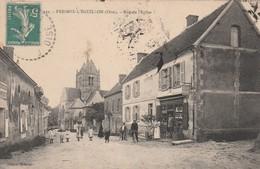 60240 FRESNES L' EGUILLON - RUE DE L' EGLISE Vers 1915 - Other Municipalities