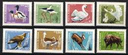 Collection Of Birds! Romania 1968. Animals / Birds, Stork, Duck Set MNH (**) - Altri
