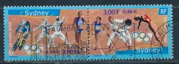 France -Jeux Olympiques De Sydney YT 3340A Obl - France