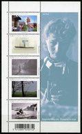 Blok 160** Met Zegels 3825/29**  Belgische Fotografie - La Photographie Belge MNH - Blokken 1962-....