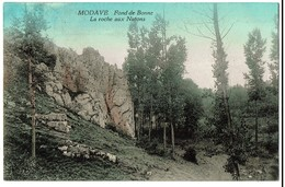 Modave - Fond De Bonne - La Roche Aux Nutons - Circulée - Edit. N. Laflotte Photo Bas-Oha 1923 - 2 Scans - Modave