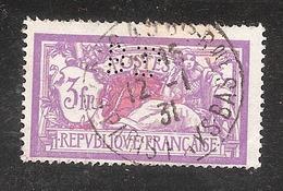 Perforé/perfin/lochung France Merson No 240 BP  Banque De Paris Et Des Pays Bas (143) - France