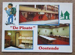(K166) - Jeugdherberg De Ploate - Langestraat 82 - 8400 Oostende - Oostende