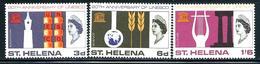 """St. Helena     """"UNESCO""""      Set    SC# 192-94 Mint - Saint Helena Island"""