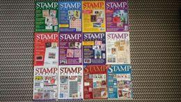 STAMP MAGAZINE JANUARY 1999 TO DECEMBER 1999  ( VOLUME 65 No. 1 - VOLUME 65 No. 12 ) - Magazines
