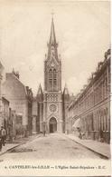CANTELEU LEZ LILLE - L'Eglise Saint-Sépulcre - Lambersart