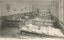 Ecole Supérieure De LANDRECIES - Le Réfectoire - Landrecies