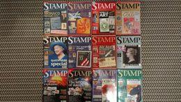 STAMP MAGAZINE JANUARY 2000 TO DECEMBER 2000  ( VOLUME 66 No. 1 - VOLUME 66 No. 12 ) - Riviste