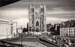 BRUXELLES - Eglise Collégiale Des SS. Michel Et Gudule - Monuments, édifices