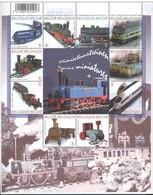 Blok 174** Miniatuurtreinen - Bloc 174 Xx Trains Miniatures - BF 174 MNH 3958/67** - Blocks & Sheetlets 1962-....