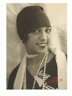 CPM Les Nadar Une Légende Photographique Exposition BNF - Paul Nadar Joséphine Baker Vers 1930 - Illustratoren & Fotografen