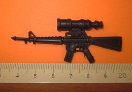 M-16 GUN MINIATURE - Leger