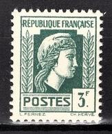 FRANCE 1944 - Y.T. N° 642  - NEUF** - France