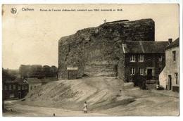Dalhem - Ruines De L'ancien Château-fort Construit Vers 1080 Bombardé En 1648 - 1923 - 2 Scans - Dalhem