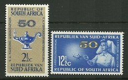 """South Africa     """"ITU""""      Set    SC# 304-05    Mint - South Africa (1961-...)"""