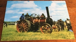 Marshal Agricultural Engine No. 15391. Built 1887. - Postcards