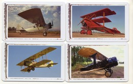 AFRIQUE DU SUD LOT 4 CARTES à Puce MTN AVIONS - Avions