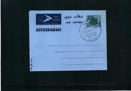 Sudan  1975 Aerogramme / Air Letter Fine Used - Sudan (1954-...)
