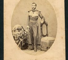1886 Fotografia Antigua Assinada Por DIEGO De La CRUZ QUESADA. Foto De J.G.AYOLA / GRANADA Espana - Photos