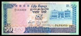 # # # Banknote Mauritius 50 Rupees UNC # # # - Mauritius