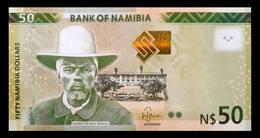 # # # Banknote Namibia 50 Dollars 2016 UNC # # # - Namibia