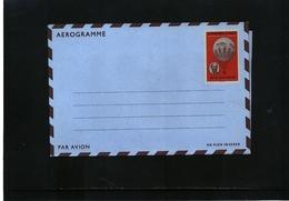 Haiti 1968 Aerogramme MNH - Haiti