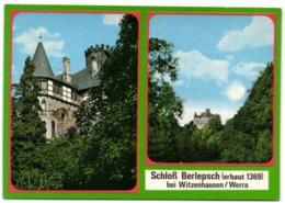 Schloss Berlepsch Bei Witzenhausen / Werra - Kassel