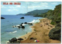 Isla De Ibiza - Playa Augües Blanques - Ibiza