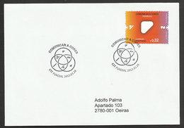 Portugal Système Identification Couleurs Pour Daltoniens FDC Madère 2012 Color-blind Identification System Madeira - FDC