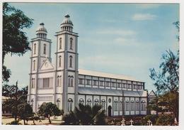 1460/ DOUALA, Cameoun / Cameroon. La Cathédrale.- Non écrite. Unused. No Escrita. Non Scritta. Ungelaufen. - Camerún