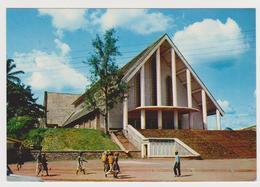 1462/ YAOUNDE, Cameroun / Cameroon, Cathédrale. - Non écrite. Unused. No Escrita. Non Scritta. Ungelaufen. - Camerún