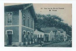 Pc 1910s SÃO TOMÉ E PRINCIPE AFRICA AFRIQUE AFRIKA S. TOME E PRINCE - Sao Tome Et Principe