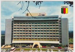1463/ YAOUNDE, Cameroun / Cameroon, Hotel Du Mont Febe.- Écrite En 1971. Writed In 1971. Escrita (1971). Scritta (1971). - Cameroun