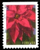Etats-Unis / United States (Scott No.4816 - Poinsettia) (o) P3 - United States