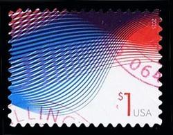 Etats-Unis / United States (Scott No.4954 - PatrioticWaves) (o) - Verenigde Staten