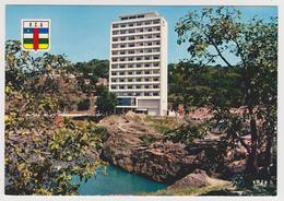1465/ BANGUI. Hotel Safari (1970s).- Non écrite. Unused. No Escrita. Non Scritta. Ungelaufen. - República Centroafricana