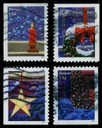 Etats-Unis / United States (Scott No.5145-48 - Christmas 2016) (o) P2 - United States
