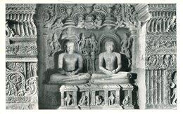 006983  Ellora - Cave 33. Two Jaina - Indien