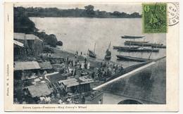 CPA - SIERRA LEONE - Freetown - King Jimmy's Wharf - Sierra Leone
