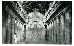 006985  Ellora - Cave 10. Chaitya Hall - Indien