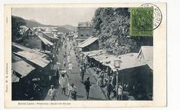 CPA - SIERRA LEONE - Freetown - Sackville Street - Sierra Leone
