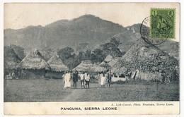 CPA - SIERRA LEONE - Panguna - Sierra Leone