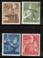 GERMANY  Scott # B 237-40** VF MINT NH (Stamp Scan # 470) - Germany