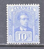 SARAWAK  61   *    No   Wmk.    1918-23  Issue - Sarawak (...-1963)
