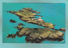 Old Small Post Card Of The Skerries, Isle Of Anglesey,N68. - Anglesey