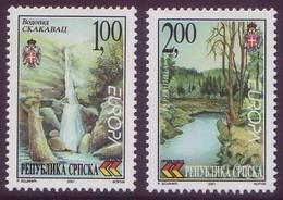 2001 - Bosnia Serba 200a/01a Europa - Bosnia Erzegovina